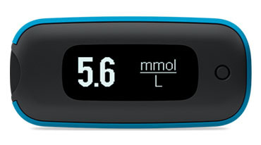 WaveSense JAZZ Wireless Blood Glucose Meter