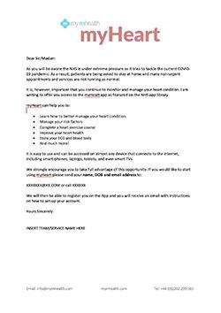 Patient Offer Letter