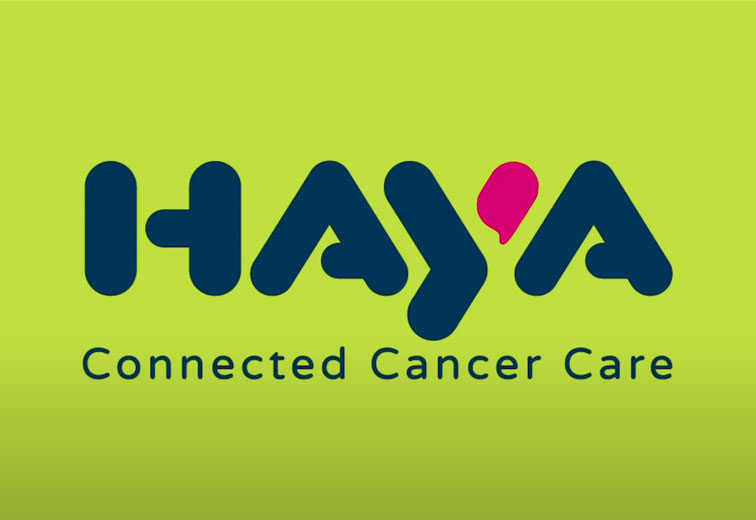 my mhealth partnership with AstraZeneca to launch HAYA