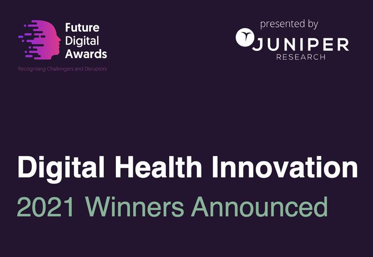 Excellence in Digital Health Innovation Judges' Choice Award 2021